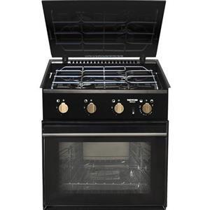 Prodotto 10462 piano cottura 3 fuochi forno con grill a gas mod triplex thetford - Cottura forno a gas ...
