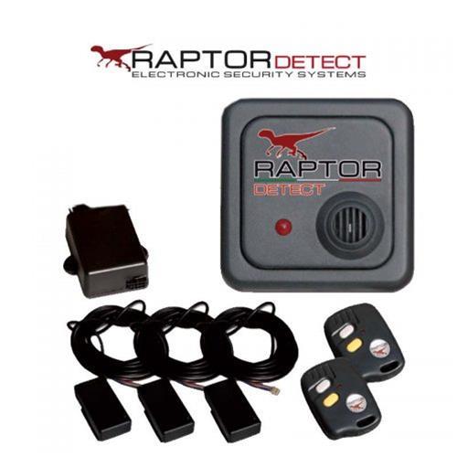 Kit Allarme Raptor Detect Con Cablaggio Universale