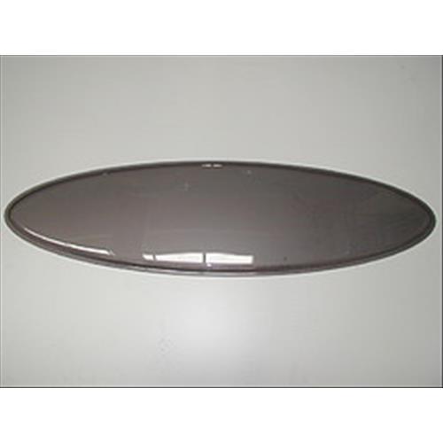 Prodotto 4366 finestra fissa f25 serigrafia grigia ovale f25 1500x400fs polyplastic - Finestra rotonda e ovale ...