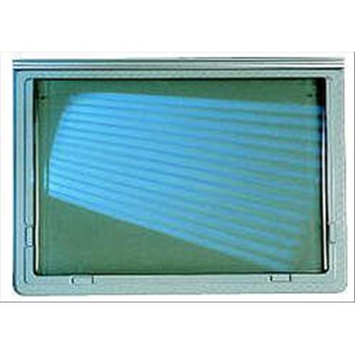 Prodotto 4407 finestra a compasso f47 bordo grigio f47 1300x550g polyplastic accessori per - Finestre camper polyplastic ...