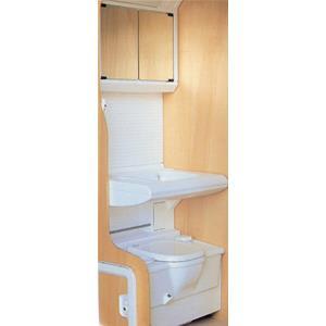 Prodotto 8870 parete bagno attrezzata tft lavello for Mobili bagno tft