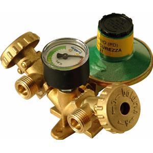 Prodotto 9428 regolatore scambiatore gas 30mb manuale for Bombole gas campeggio prezzi