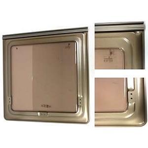 Prodotto 4246 finestra a compasso f14 lac opal bordo - Finestre camper polyplastic ...