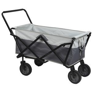 Prodotto 12717 carrello pieghevole chariot trolley for Carrello porta ombrellone e sdraio