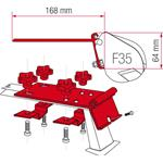 STAFFE PER F35 KIT STANDARD 98655-142