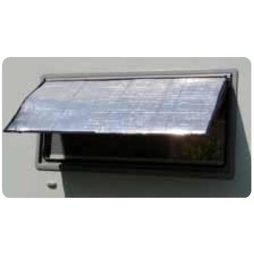 Prodotto 1720 oscurante termico esterno per finestra - Aeratore termico per finestra ...