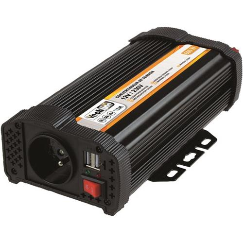INVERTER ONDA QUADRA MODIFICATA 12V/230V 600W VECHLINE