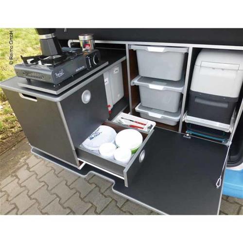 Prodotto 20334 campingbox l allestimento for Mobili westfalia