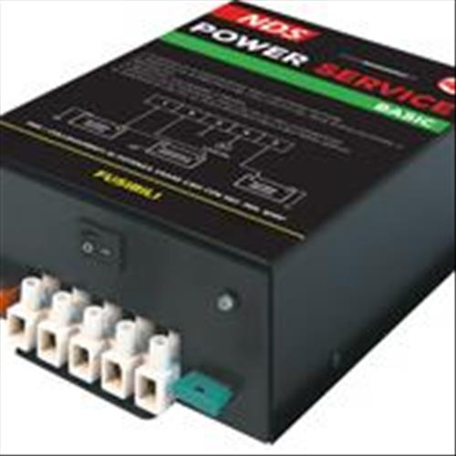 POWER SERVICE 35A CARICABATTERIE 12V DC-DC